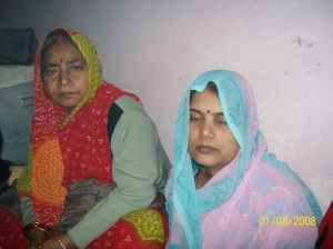 My Wife's Bhabhi [ Seated at Left ]