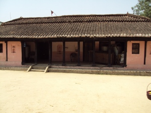 House of Ram Nageena Singh at Sohagara , Purab Patti