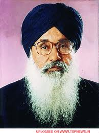 Parkash Singh Badal : 5 Time Chief Minister of Punjab