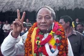 Okram Ibobi Singh