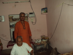 With My Father - In - Law