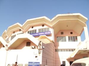 Rajmata Vijaya Raje Scindia Airport , Gwalior
