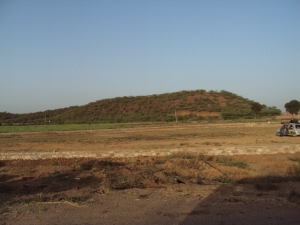 Rugged Terrain of Datia