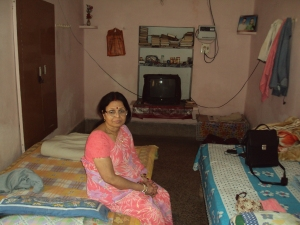My Wife in Her Father's Room