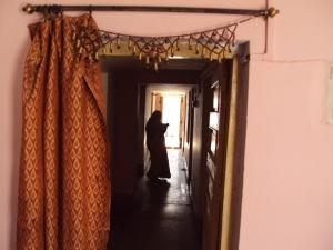 Gallery Leading to Aangan
