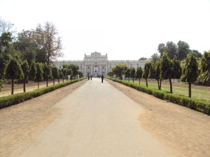 View of Jai Vilas Palace