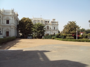 Current Residence of Scindias - A Part of Jai Vilas Palace