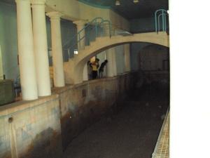 Indoor Swimming Pool - Jai Vilas Palace