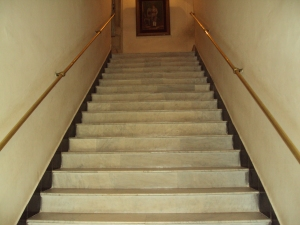 Staircase Leading to !st Floor