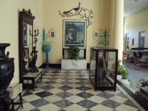 Ground Floor Verandah of Darbar Hall