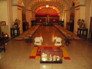 Indian Style Dinning Hall