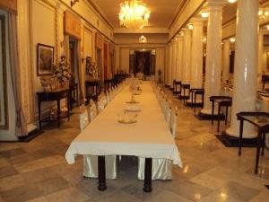 Western Style Dinning Hall