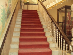 Staircase Leading to Darbar Hall on The 1st Floor