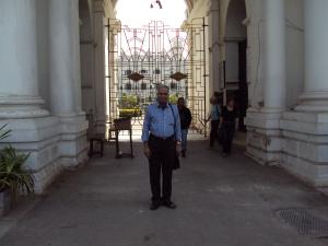 Outer Gate of Jai Vilas Palace