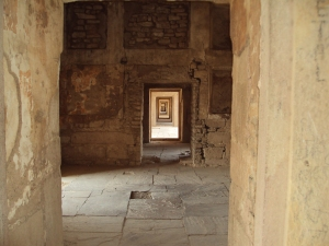 Jahangir Mahal - Interiors