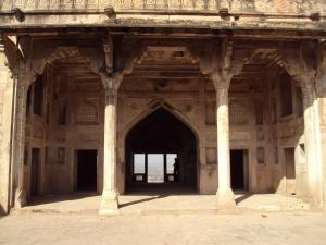 Hawa Mahal - In Between Jahangir Mahal & Shahjahan Mahal