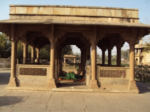 Mausoleum of Tansen
