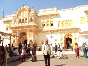 Raghunath Ji Temple Orchha
