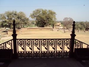 Deewan - E - Aam Balcony From Where Kings Used to Address Crowd