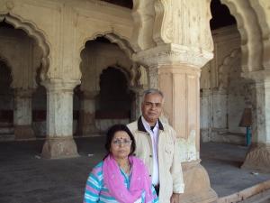 Deewan - E - Aam Orchha Palace