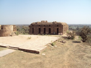 Rest House for Camels in Outer Compound