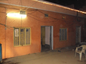 Ancestral House of My Wife - Dabra