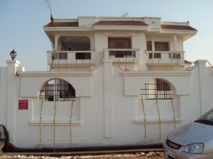 New Bungalow of Shri Ram Sevak Tiwari