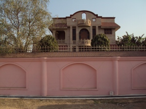 New Bungalow of Shri Rang Nath Tiwari