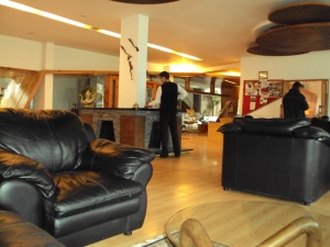 Reception Hotel Manu Allaya - Manali