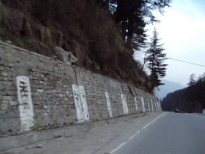 Rohtang Pass Road