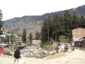 Panoramic Views of Manali