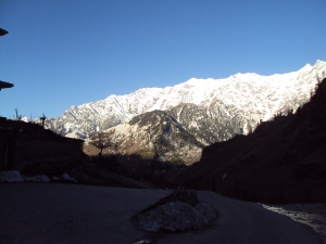 On The Way - From Manali to Rohtang Pass