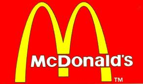 Logo of McDonald's