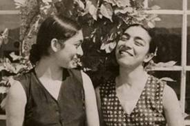 Young Zohra Sehgal