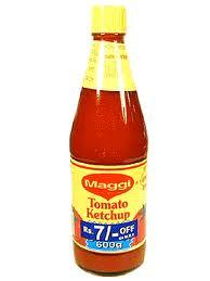 Maggi Tomato Kechup