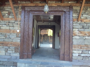 Naggar Castle - Main Entrance