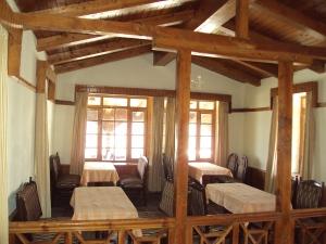 Naggar Castle - Restaurant