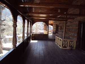 Naggar Castle - The Corridor