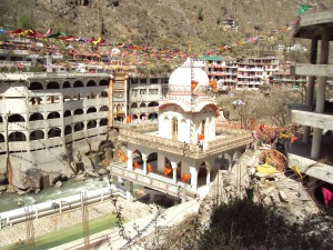 Gurudwara at Manikaran