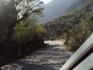 On Way To Manikaran