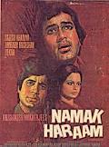 Poster of Namak Haraam