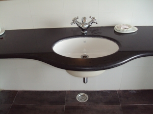 Wash Basin in The Bath Room