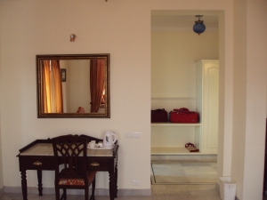 My Room in Akshay Niwas Hotel