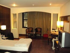My Room in Hotel Quality Inn - Manali