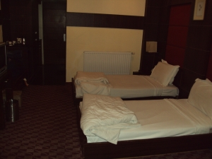 Another View of My Room in Hotel Quality Inn - Manali