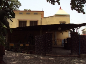 The Ashram of Keena Ram Baba  - Residence