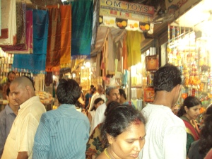 World Famous Lane of Vishwanath Temple