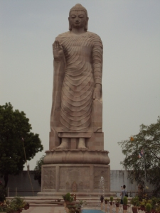 Buddha Statue - Thai Temple - Sarnath