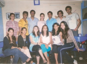 Batch No. 19 - Anushka 1st Row Extreme Right
