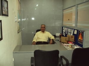 In My Office at Vidur's Kreating Charakters